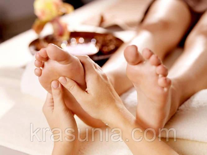 Полезные свойства массажа стоп