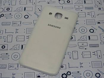 Задняя крышка Samsung G361H Galaxy Core Prime белый Сервисный оригинал с разборки