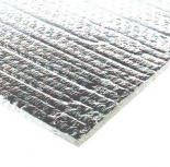 Подложка ППЕ 3мм фольгированная под ламинат