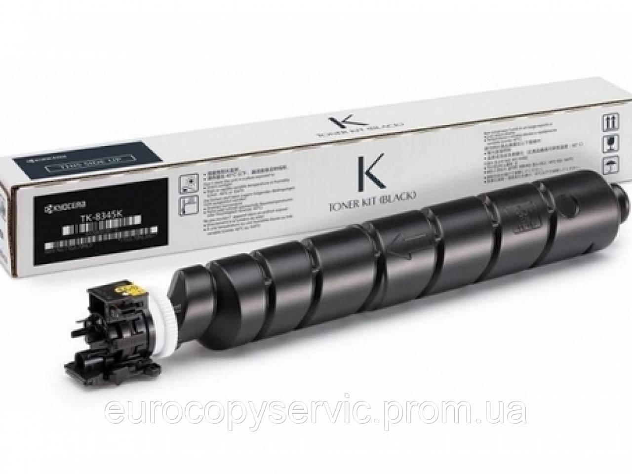 Тонер-картридж Kyocera 20K TK-8345K (1T02L70NL0) Original