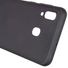 Чохол-360° LikGus для Samsung Galaxy A20/ A30 Чорний (968099), фото 3