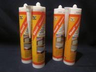 Силиконовый герметик / бесцветный, белый,влагостойкий для различных гладких поверхностей Sikasil universal