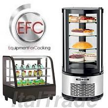 Витрины Холодильные EFC (Китай)