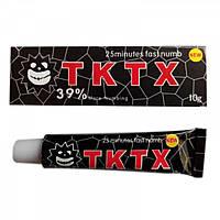 Крем анестетик TKTX Чорний 39%
