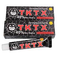 Крем анестетик TKTX Чорній 40%
