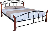 Кровать полуторная Летиция Вуд