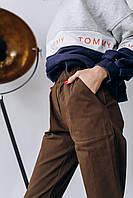 Стильные женские штаны «бандиты» - в расцветки, фото 4