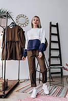 Стильные женские штаны «бандиты» - в расцветки, фото 3