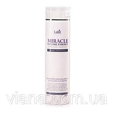 Эссенция для фиксации и объема волос  LADOR Miracle Volume Essence250 gr