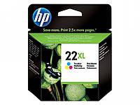 Картридж HP No.22 DeskJet 3920 Color (C9352CE)