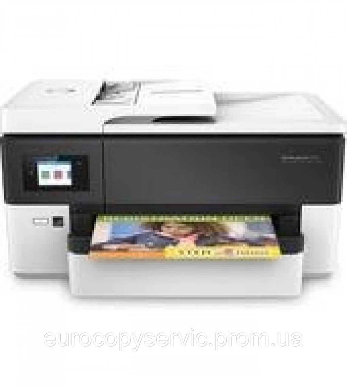 БФП HP OfficeJet Pro 7720 Color (Y0S18A) з Wi-Fi