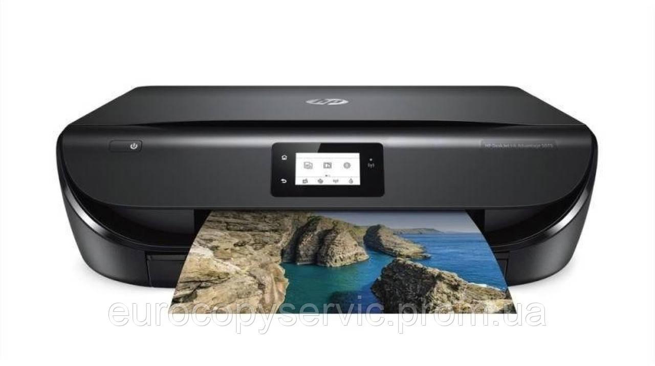 БФП HP DeskJet Ink Advantage 5075 Color (M2U86C) з Wi-Fi