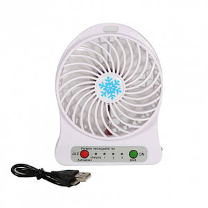 Портативный мини вентилятор Portable Fan Mini