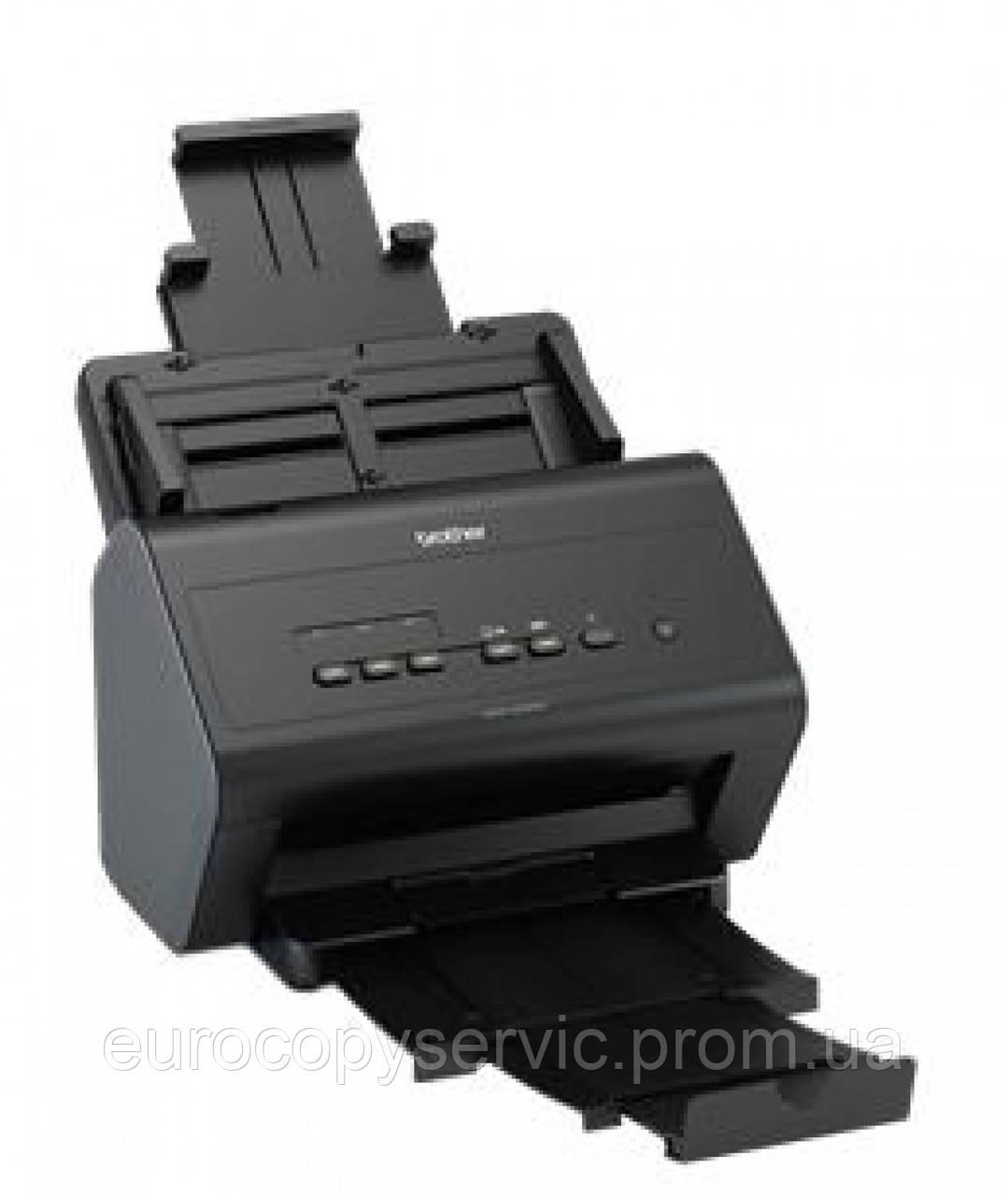 Сканер A4 Brother ADS2400N (ADS2400NUN1)