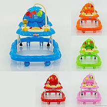 Детские ходунки JOY Music Car, фото 2