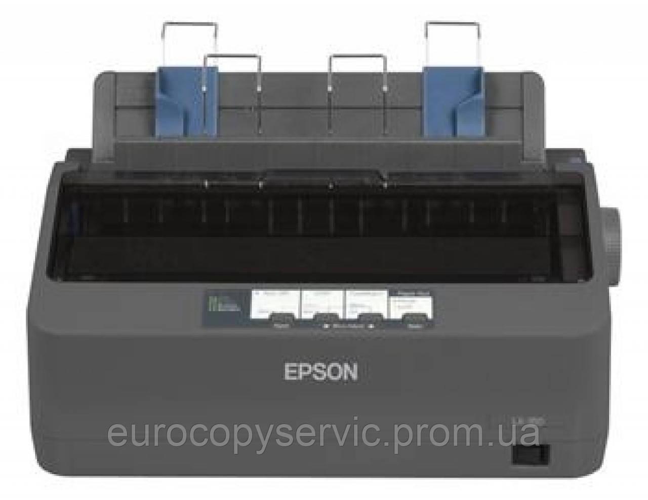 Матричный принтер А4 Epson LX-350 (C11CC24031)