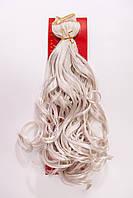 №4.Набор из 1 пряди,цвет белоснежный блонд