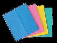 Салфетки для уборки TEMCA Profix, 32х36см, 32 шт, 4 цвета: