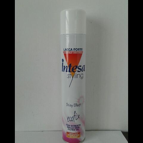 Лак для укладки волос Intesa stiling 500 мл. (Интеса солнечный эффект )