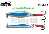 Блесна Fishing Roi Hasty 7 g SF0419-7-Chrome Blue