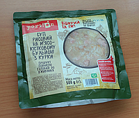 Суп рисовый с мясом курицы 500г, фото 1