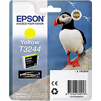 Картридж Epson SureColor SC-P400 Yellow (C13T32444010) Original