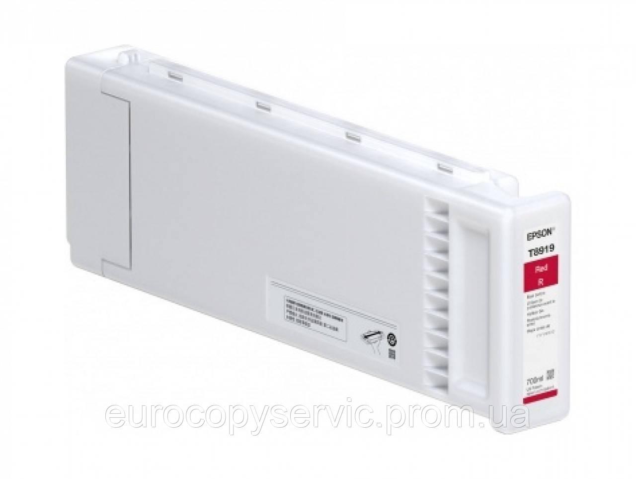 Чорнила Epson GS3 Red T891900 (700mL) (C13T891900)