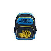 Рюкзак ортопедичний Z1100052, темно-синій, S, Dr.Kong