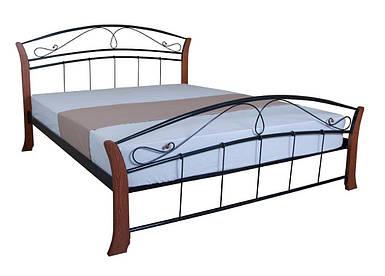 Кровать полуторная Селена Вуд