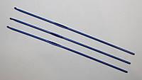 Крючок для вязания металлический, Ø - 2,0мм, длина - 15см, фото 1