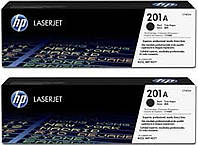 Картридж HP 201X Color LaserJet M252 Black (CF400XD)