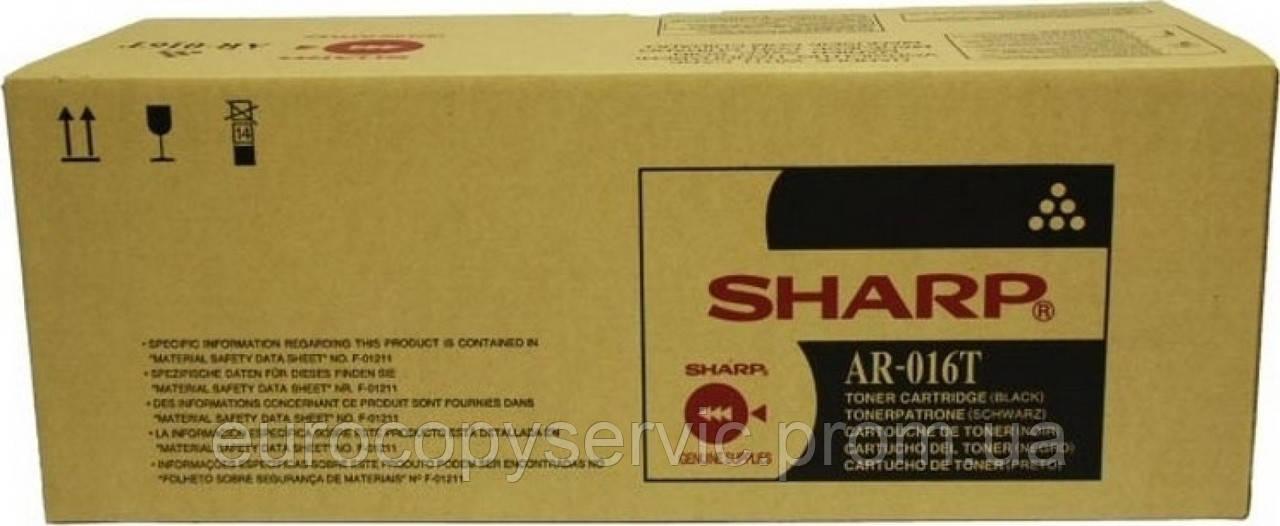 Картридж Sharp AR53XX AR016T Black (AR016LT) Original
