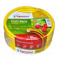 """Шланг поливальний садовий Fruit+Berry 3/4"""" 50 м Symmer"""