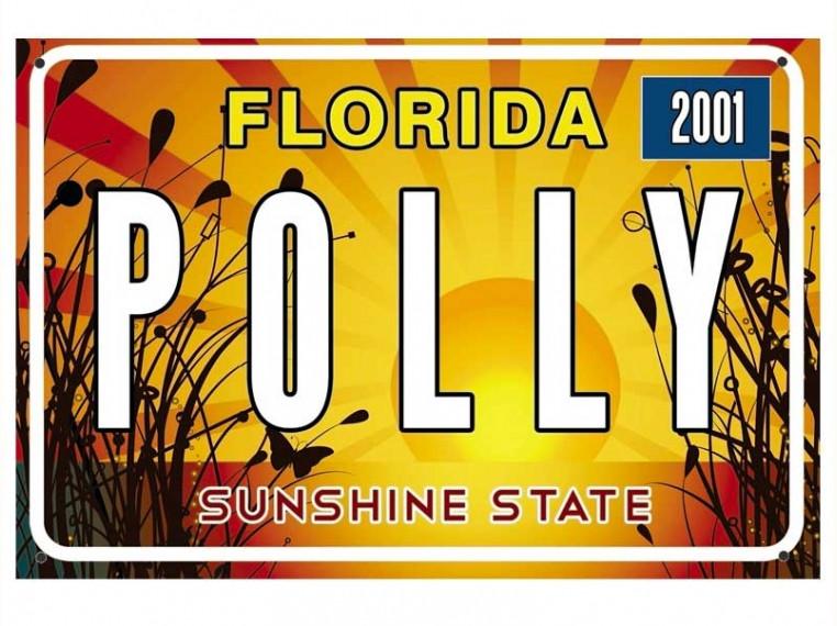 Американский номер Флорида (Изготовим за 1 час)