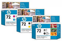 Друкуюча головка HP No.72 DesignJet T610 / T1100 / T1100ps Magenta Cyan (C9383A)
