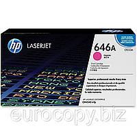 Картридж HP Color LaserJet Enterprise CM4540 magenta (CF033A)