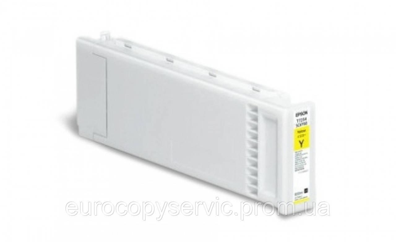 Картридж Epson SC-F2000 Yellow (C13T725400) Original
