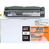 Тонер-картридж NewTone для Canon LBP-3200 / MF3110 аналог Canon EP-27 Black (EP.27E)