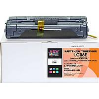 Тонер-картридж NewTone для HP LaserJet 1100, Canon LBP-800/810 аналог C4092A Black (LC06E)
