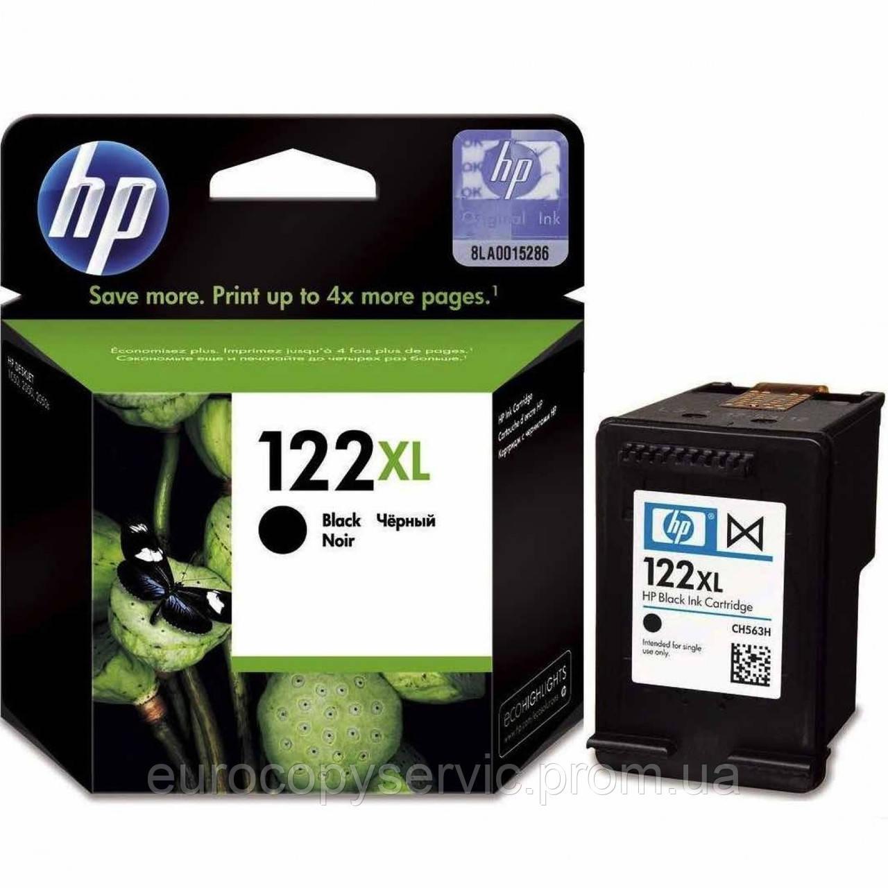 Картридж HP No.122 DesignJet 2050 black (CH563HE) Original