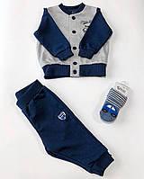 Спортивный костюм на мальчика 6-9 месяцев
