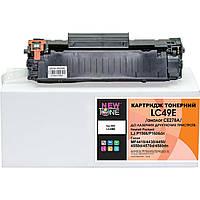 Тонер-картридж NewTone для HP LaserJet P1566 / 1606 / M1536, Canon 728 аналог CE278A Black (LC49E)