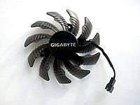 Вентилятор №45.1 кулер для видеокарты Gigabyte GTX 1080 1060 1070 ti PLD08010S12HH T128010SU