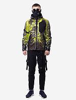 Мужская ветровка, куртка Staff Heat reaktive jacket Cтафф lab