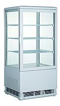 Шкаф-витрина холодильная EFC RT 68L