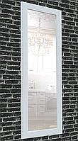 Зеркало настенное в раме Factura  White cube 60х174 см белое, фото 1
