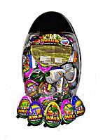 Яйцо King Eggs Joy Динозавры 60 шт