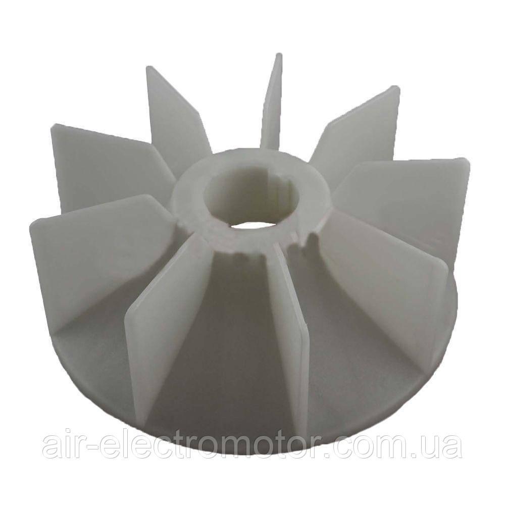Крыльчатка (Вентилятор) -АИР80 (4) 19мм/105мм/136мм