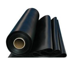 Плівка поліетиленова будівельна чорна 1,5м*100м  80мк