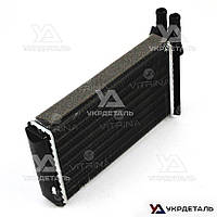 Радиатор отопителя (печки) ВАЗ-2108, 21083, 2109, 21099, 2113, 2114, 2115, ЗАЗ-1102,